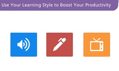 Use Your Learning Style to Boost Your Productivity