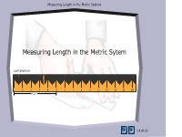 Measuring Length in the Metric System (Mobile Version)