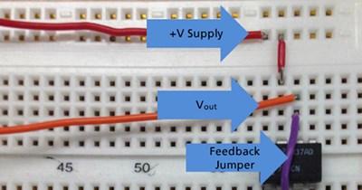 Op Amps 4: The Op Amp Buffer