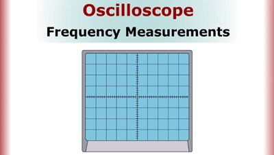 Oscilloscope Frequency Measurements (Screencast)