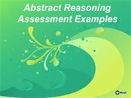 Abstract Reasoning Assessment Examples