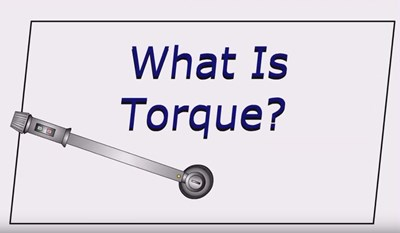 What Is Torque? (Screencast)