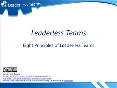 Leaderless Teams