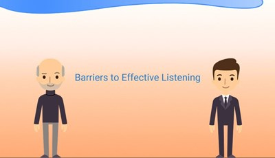 Barriers to Effective Listening (Video)