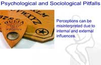 Barriers to Critical Thinking: Psychological and Sociological Pitfalls