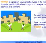 Solve Problems with POWER