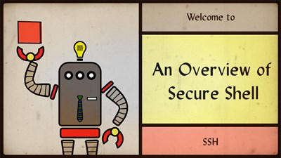 SSH - Secure Shell
