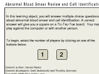 Abnormal Blood Smear Review and Cell Identification