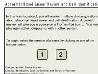 wisc online white blood cells