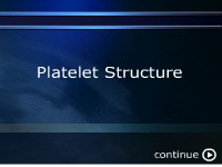 Platelet Structure