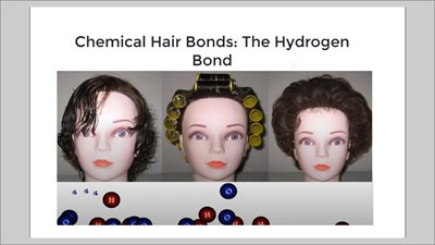 Chemical Hair Bonds: The Hydrogen Bond (Screencast)