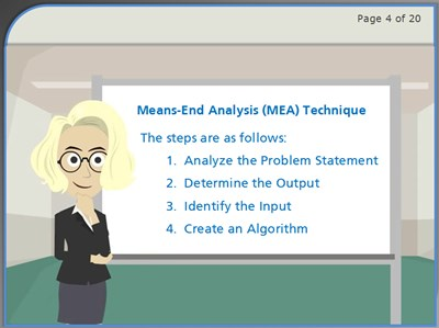How to Evaluate a Problem Statement using MEA and IPO Techniques