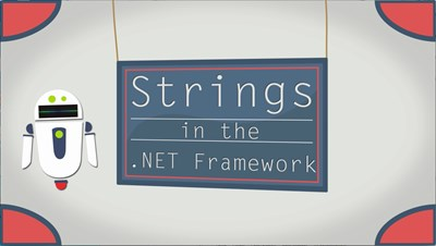 Strings in the .NET Framework