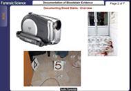 Documentation of Bloodstain Evidence