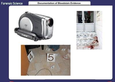 Documentation of Bloodstain Evidence (Screencast)