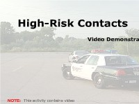 High-Risk Contacts: A Video Demonstration