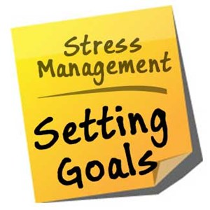 IT Stress Management - Setting Goals