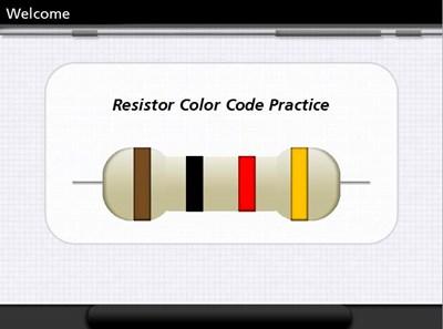 Resistor Color Code Practice