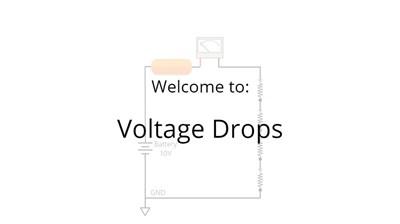 Voltage Drops