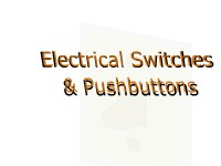 Electrical Switches & Pushbuttons