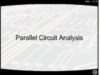 Parallel DC Circuit Analysis