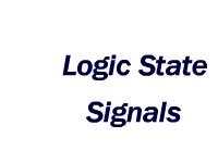 Logic State Signals