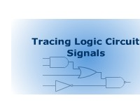 Tracing Logic Circuit Signals