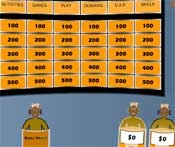 ECE Curriculum Jeopardy