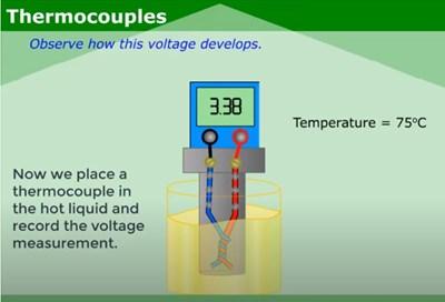 Thermocouples (Screencast)