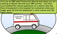 EMT Basic Refresher: Patient Scenario #5