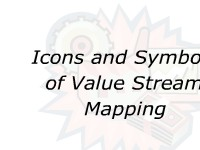 Icons and Symbols of Value Stream Mapping
