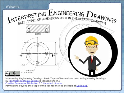 Basic Types of Dimensioning Used in Engineering Drawings