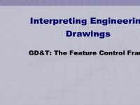 GD&T - The Feature Control Frame