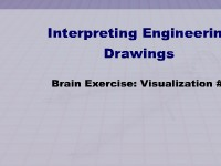 Brain Exercise: Visualization #3