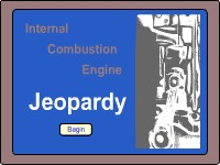 Internal Combustion Engine Jeopardy
