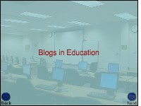 Blogs In Education
