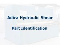 Hydraulic Shear - Part Identification