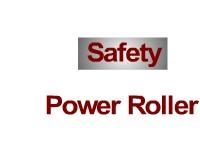 Safety - Power Pinch Roller
