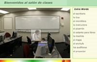 Welcome to the Classroom - Spanish