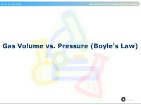 Gas Volume vs. Pressure (Boyle's Law)