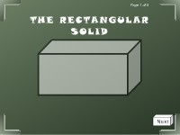 The Rectangular Solid