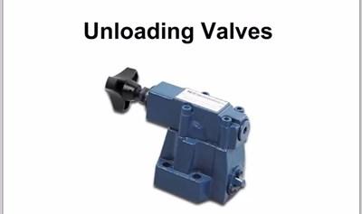 Unloading Valves (Screencast)