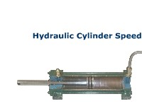 Hydraulic Cylinder Speed
