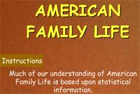 Exploring the Realities of the American Family