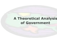 A Theoretical Analysis of Government