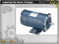 Applying the Motor Voltage