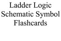 Ladder Logic Schematic Symbol Flashcards