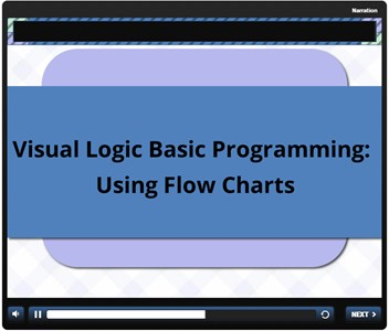 Visual Logic Basic Programming: Using Flow Charts