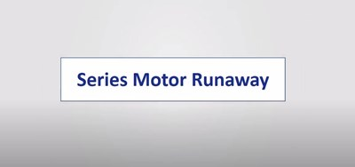 Series Motor Runaway (Screencast)