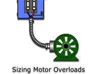 Sizing Motor Overloads